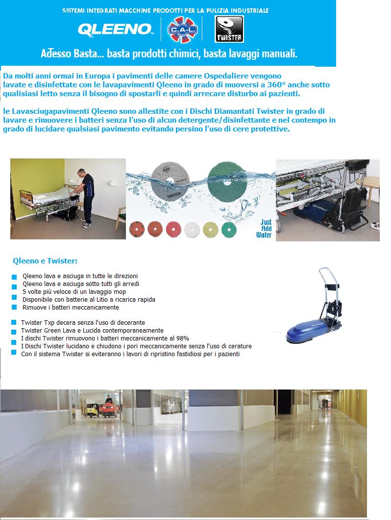pubblicità L'Ospedale